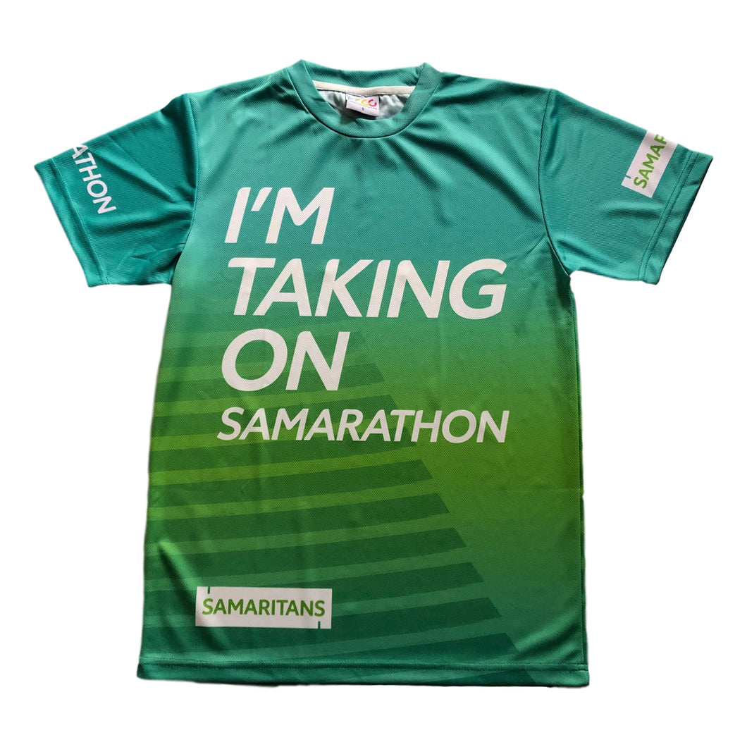 Samaritans Samarathon Technical Top