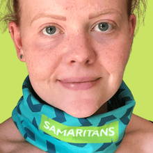 Load image into Gallery viewer, Samaritans Bandana