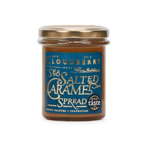 Sea Salted Caramel Spread