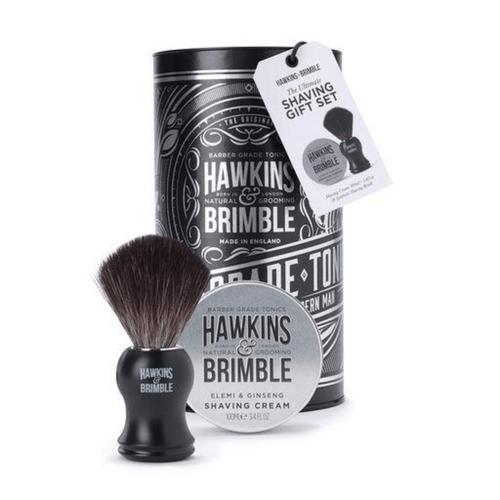 Shaving Gift Set by Hawkins & Brimble