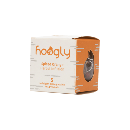 Spiced Orange Luxury Herbal Infusion by Hoogly