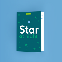 Load image into Gallery viewer, Fund Vital Research - Star at Night Gift Card