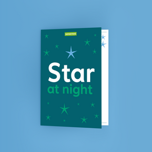 Fund Vital Research - Star at Night Gift Card