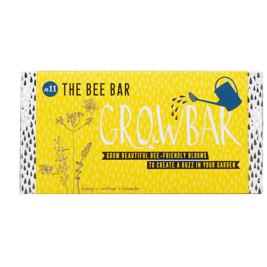 Bee Bar Flower Growbar