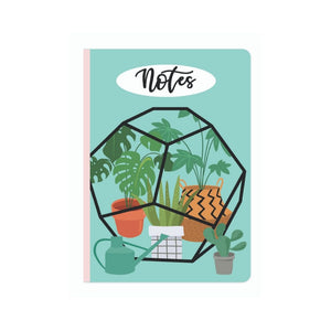 Urban Jungle Notes A6 Notebook