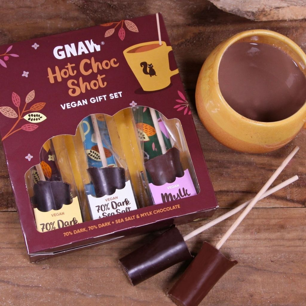 Vegan Hot Shot Gift Set