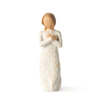 2019 Dated Willow Tree® Memories Sculpted by Susan Lordi