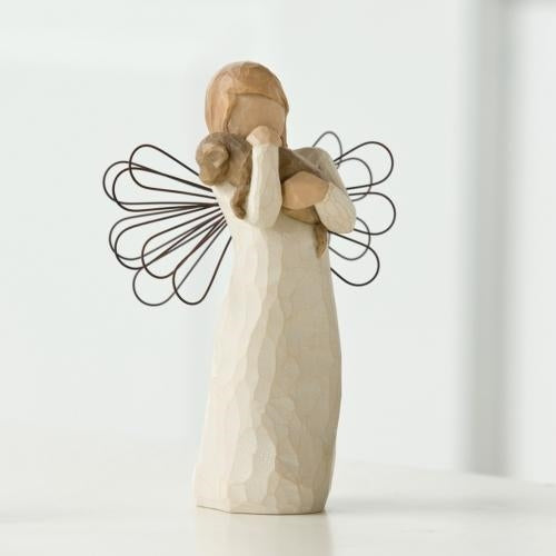 Angel of Friendship Willow Tree® Angel Sculpted by Susan Lordi