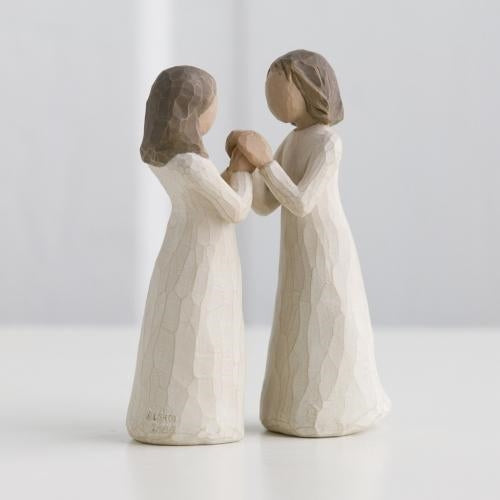 Sisters by Heart Willow Tree® Figure Sculpted by Susan Lordi