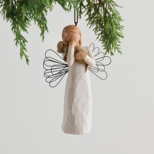 Angel of Friendship Willow Tree® Ornaments Sculpted by Susan Lordi