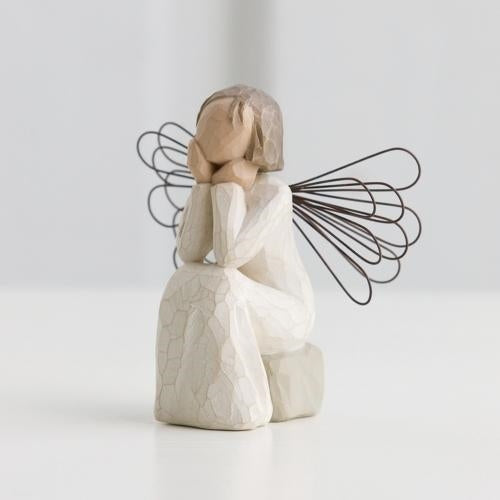 Angel of Caring Willow Tree® Angel Sculpted by Susan Lordi