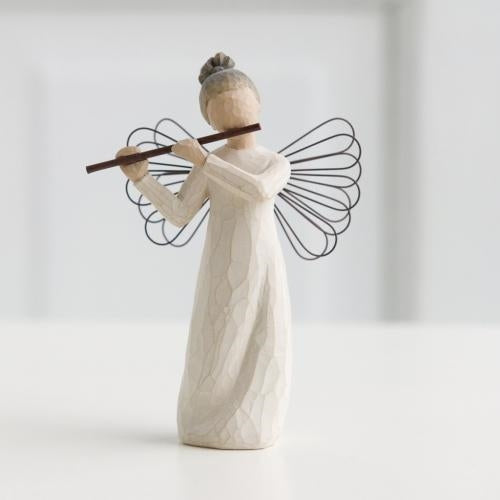 Angel of Harmony Willow Tree® Angel Sculpted by Susan Lordi