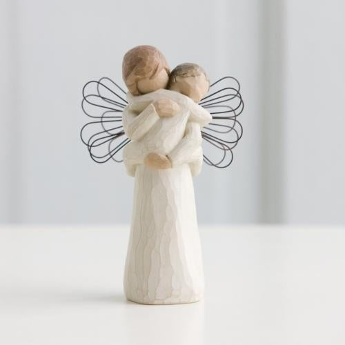 Angel's Embrace Willow Tree® Angel Sculpted by Susan Lordi