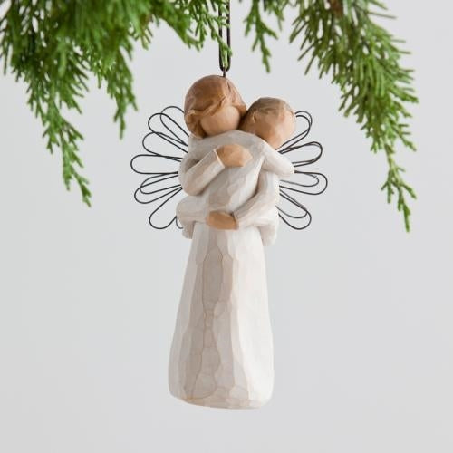 Angel's Embrace Willow Tree® Ornaments Sculpted by Susan Lordi