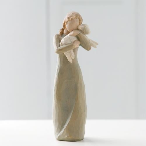 Peace on Earth Willow Tree® Figure Sculpted by Susan Lordi