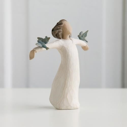Happiness Willow Tree® Figure Sculpted by Susan Lordi