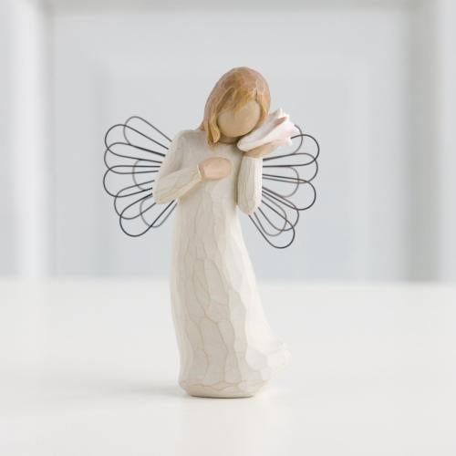 Thinking of You Willow Tree® Angel Sculpted by Susan Lordi
