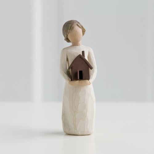 Mi Casa Willow Tree® Figure Sculpted by Susan Lordi