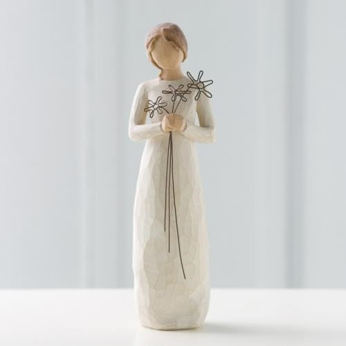 Grateful Willow Tree® Figure Sculpted by Susan Lordi