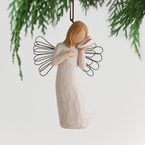Thinking of You Willow Tree® Ornaments Sculpted by Susan Lordi