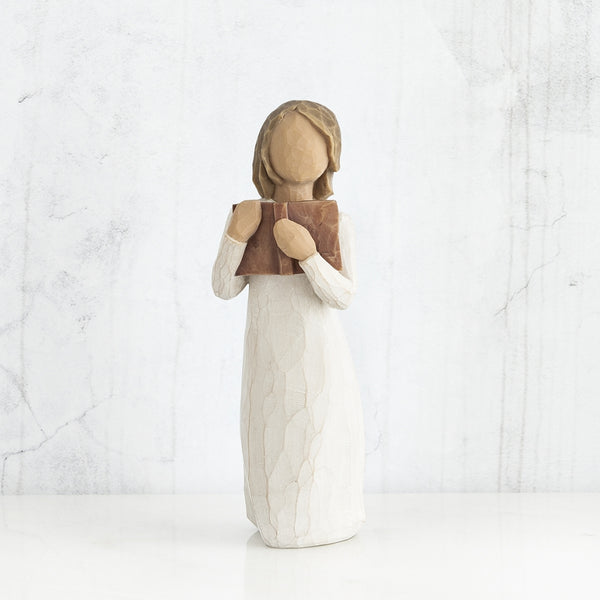 Love of Learning Willow Tree® Figure Sculpted by Susan Lordi