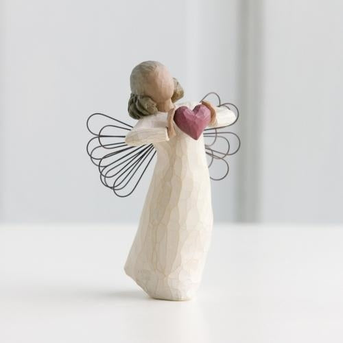 With Love Willow Tree® Angel Sculpted by Susan Lordi