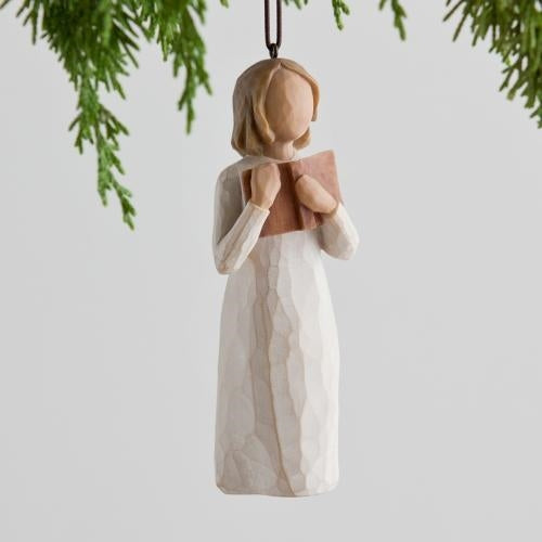 Love of Learning Willow Tree® Ornaments Sculpted by Susan Lordi