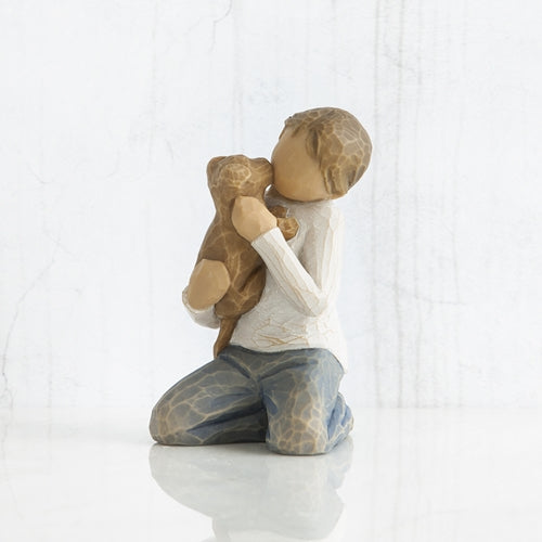 Kindness (Boy) Willow Tree® Figure Sculpted by Susan Lordi