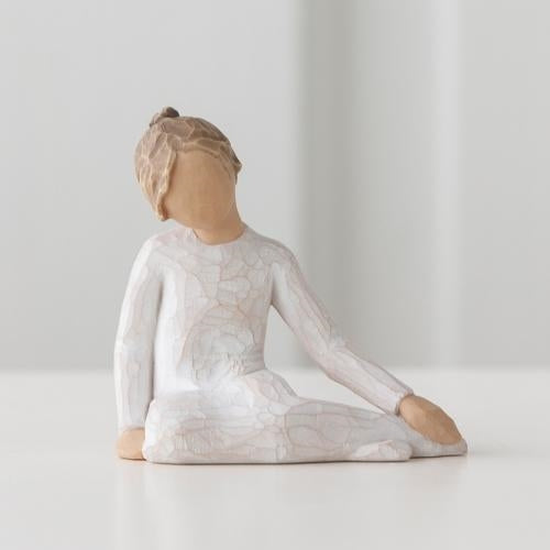 Thoughtful Child Willow Tree® Figure Sculpted by Susan Lordi