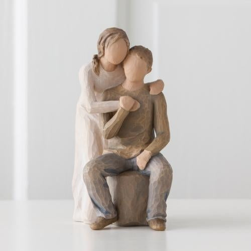 You and Me Willow Tree® Figure Sculpted by Susan Lordi