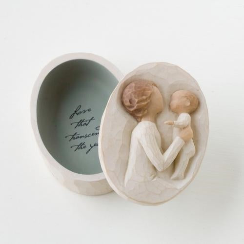 Grandmother Keepsake Willow Tree® Box Sculpted by Susan Lordi
