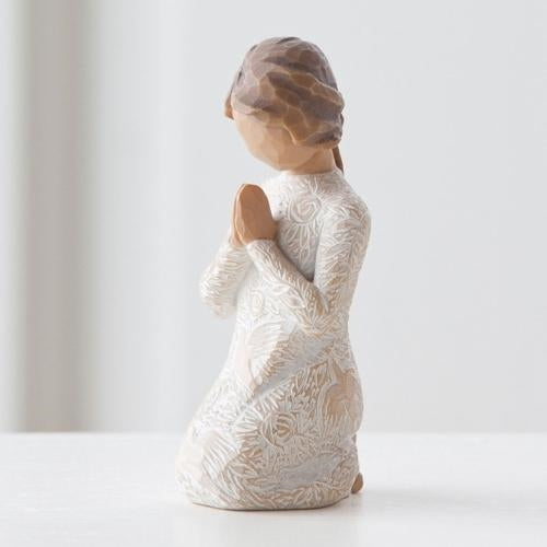 Prayer of Peace Willow Tree® Figure Sculpted by Susan Lordi