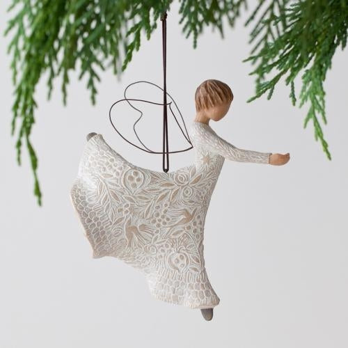 Dance of Life Willow Tree® Ornaments Sculpted by Susan Lordi