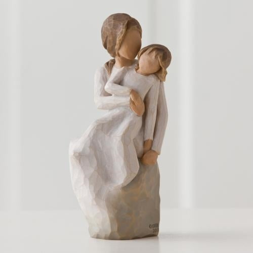 MotherDaughter Willow Tree® Figure Sculpted by Susan Lordi