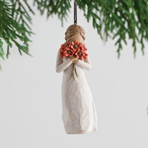 Surrounded by Love Willow Tree® Ornaments Sculpted by Susan Lordi
