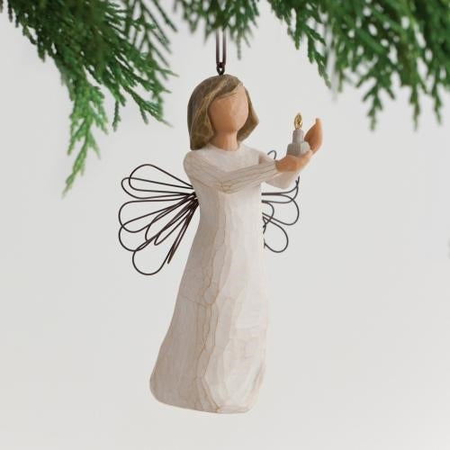 Angel of Hope Willow Tree® Ornaments Sculpted by Susan Lordi
