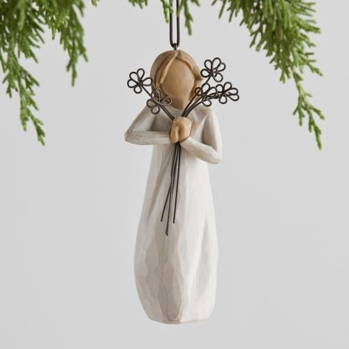 Friendship Willow Tree® Ornaments Sculpted by Susan Lordi