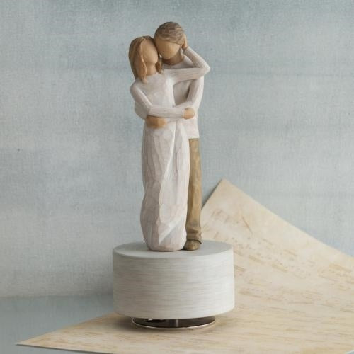 Together Willow Tree® Musical Sculpted by Susan Lordi