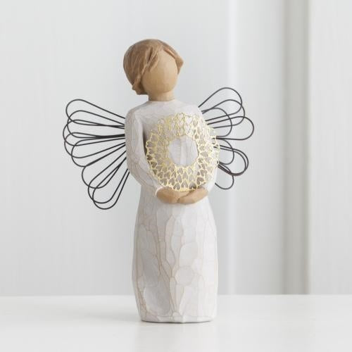 Sweetheart Willow Tree® Angel Sculpted by Susan Lordi