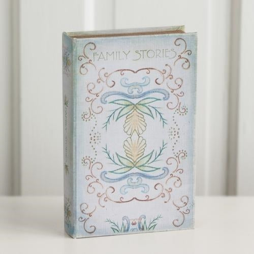 Family Stories Decorative Arts Book Willow Tree® Box Sculpted by Susan Lordi