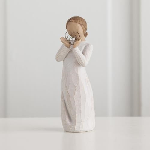 Lots of Love Willow Tree® Figure Sculpted by Susan Lordi