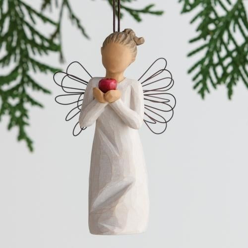 You're the Best! Willow Tree® Ornaments Sculpted by Susan Lordi