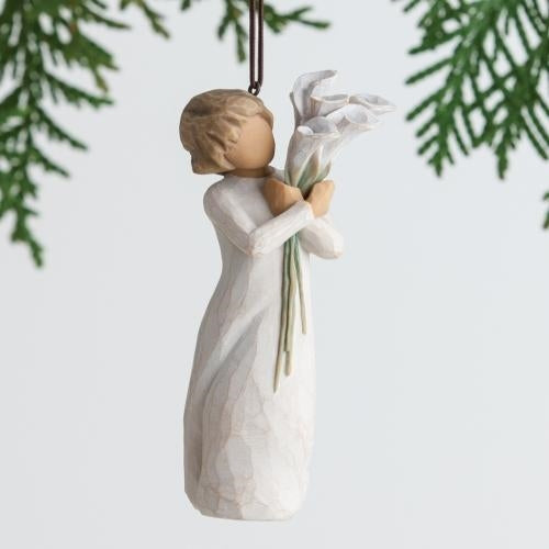 Beautiful Wishes Willow Tree® Ornaments Sculpted by Susan Lordi