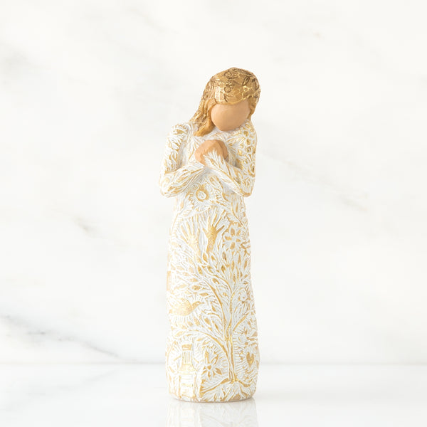 Tapestry Willow Tree® Figure Sculpted by Susan Lordi