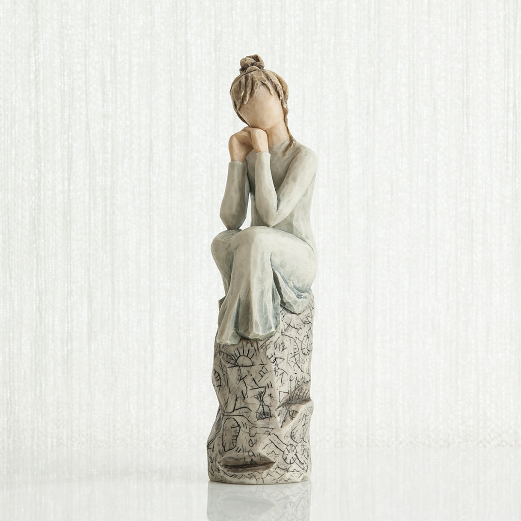 Patience Willow Tree® Figure Sculpted by Susan Lordi
