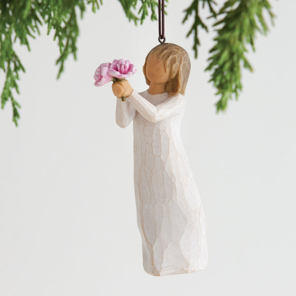 Thank You Willow Tree® Ornaments Sculpted by Susan Lordi