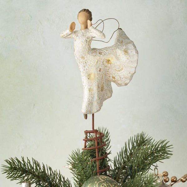 Song of Joy Willow Tree® Tree Topper Sculpted by Susan Lordi