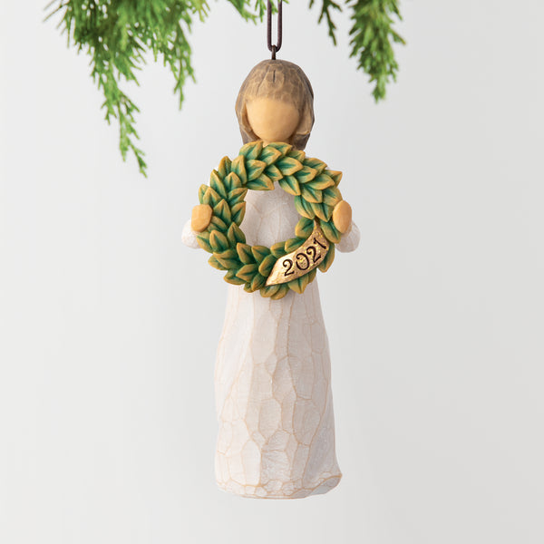 2021 Dated Willow Tree® Ornament Sculpted by Susan Lordi