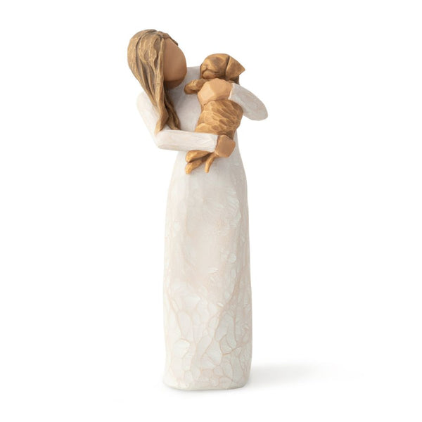 Adorable You (LIGHT) Willow Tree® Figure Sculpted By Susan Lordi