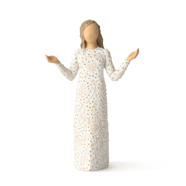 Everyday Blessings Willow Tree® Figurine Sculpted by Susan Lordi